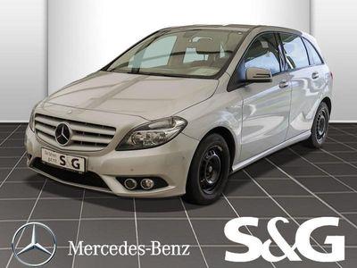 gebraucht Mercedes B180 Navi/Sitzheizung/Parklenkassist