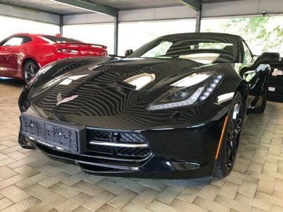 gebraucht Corvette Stingray Cabriolet 2LT*Deutsches Fahrzeug*1.Hand