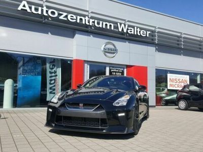 käytetty Nissan GT-R Black EditionMY17 570PS Garantie 25.08.2020