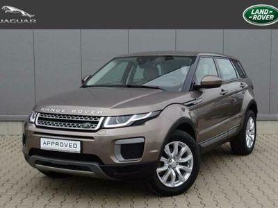 gebraucht Land Rover Range Rover evoque 2.0 TD4 SE, Winterpaket