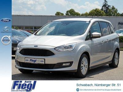 gebraucht Ford Grand C-Max 1.0 EcoBoost Start-Stopp-System COOL&CONNECT