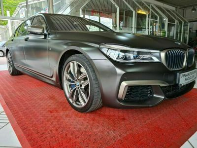 gebraucht BMW M760 Li xDrive V12 Excellence+LED+LEDER+MASSAGE+