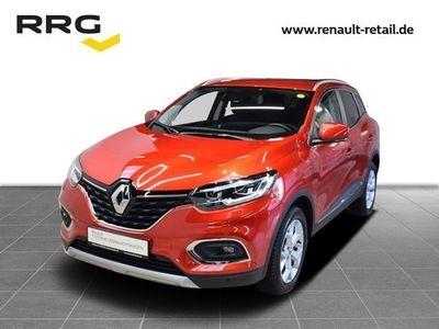gebraucht Renault Kadjar Kadjar1.3 TCE 140 LIMITED DELUXE AUTOMATIK SUV