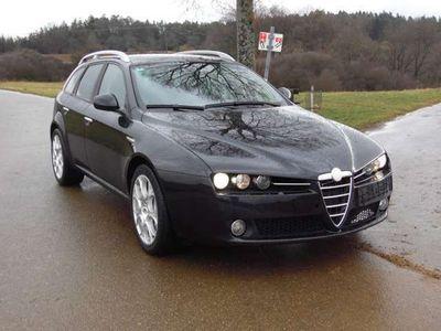 gebraucht Alfa Romeo Crosswagon 159 Sportwagon 3.2 JTS 24VDistinctive