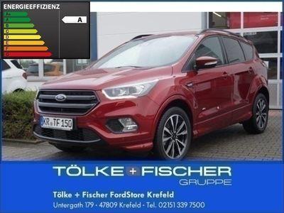 gebraucht Ford Kuga ST-LINE 2.0L TDCI 132KW AUT XENON ACC RFK