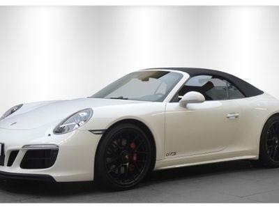 gebraucht Porsche 911 Carrera 4 Cabriolet 3.0 911 Carrera 4 GTS