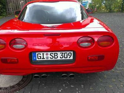 gebraucht Corvette C5 Coupe