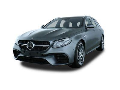 gebraucht Mercedes E63 AMG 4Matic+ T-Modell Aktivsitze Standheizung