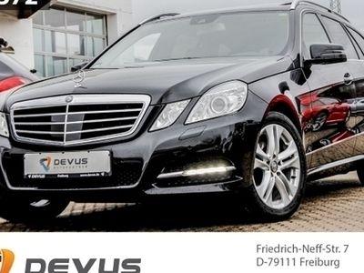 gebraucht Mercedes E220 CDI Avantgarde Bi-Xenon Navi Klimaauto