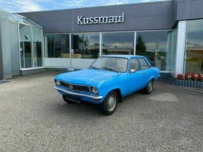 gebraucht Opel Ascona Projekt