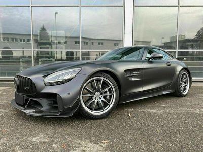 gebraucht Mercedes AMG GT R PRO *Sonderlack Designo graphitgrau*