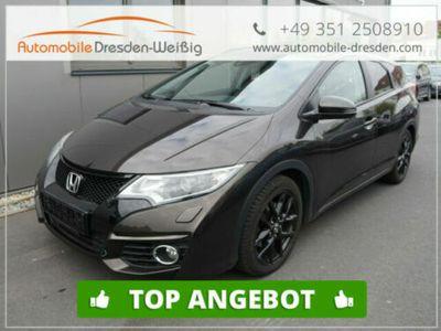 brugt Honda Civic 1.6 I-DTECTourer Style Edition*Navi*