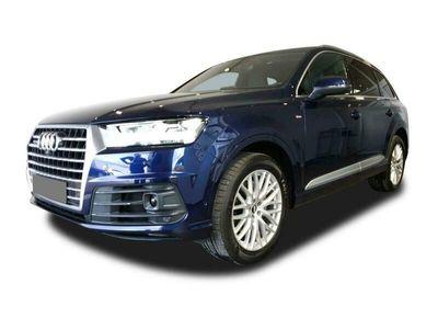 gebraucht Audi Q7 Q750 TDI q. S-Tronic S-Line Sport UPE 106.296 Euro