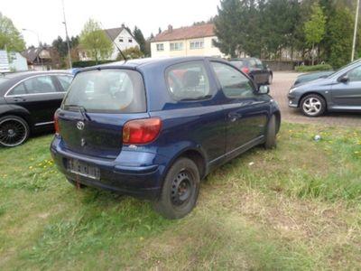 gebraucht Toyota Yaris 1.4 D-4D .KLima