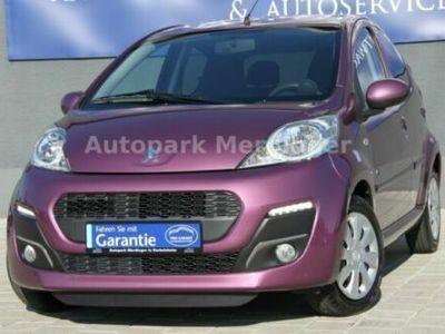 gebraucht Peugeot 107 1.0 Envy NUR 25.000KM KLIMA