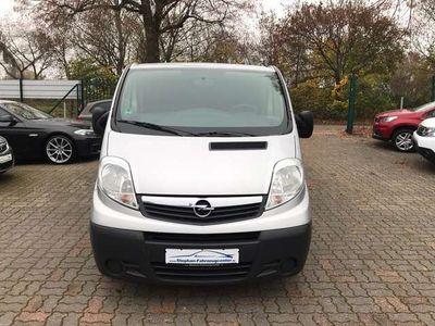 gebraucht Opel Vivaro Kombi L1H1 2,7t mit Klimaanlage/ZV/ABS/ESP/Met./