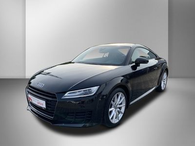 gebraucht Audi TT Coupé Coupe 2.0 TFSI Navi SHZ GRA Xenon Drive Se
