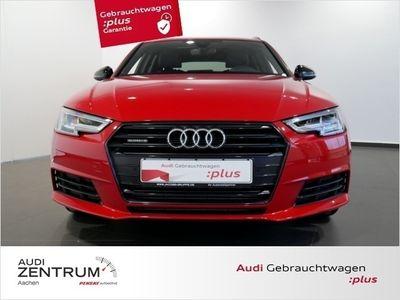 gebraucht Audi A4 Avant 2.0 TFSI quattro design MMI Navi plus, LE