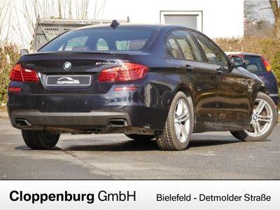 gebraucht BMW M550 dA M-Sportpaket LED DrivingPlus Surround VOLL