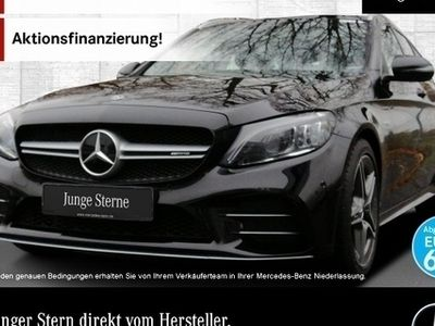 gebraucht Mercedes C43 AMG AMG T 4M FACELIFT Pano COMAND Multibeam PTS