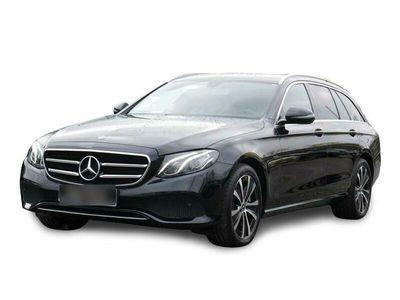 gebraucht Mercedes E300 T Avantgarde AHK LED Navi Kamera Totw.