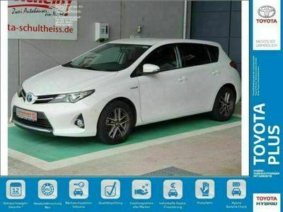 gebraucht Toyota Auris Auris1.8 VVT-i Hybrid Automatik Edition