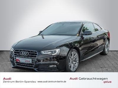gebraucht Audi A5 Coupé 2.0 TDI EU6 quattro*3x S line*S tronic
