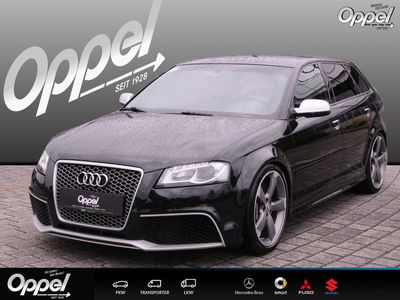 gebraucht Audi RS3 Sportback Navi+Stylin+Autom.+BC S-Line Ausstattung Ambition