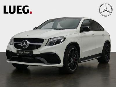gebraucht Mercedes GLE63 AMG Mercedes-AMGS 4MATIC Coupé