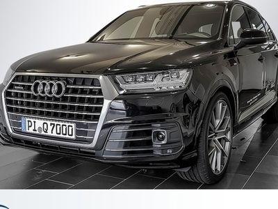 used Audi Q7 50 TDI quattro S line NAVI STANDHZ ACC EU6