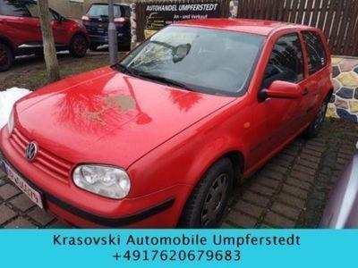 käytetty VW Golf IV Lim. Basis