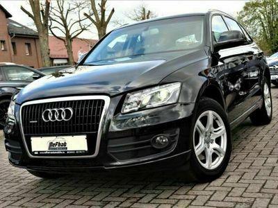 gebraucht Audi Q5 3.0 TDI quattro Scheckheft / 1.Hand