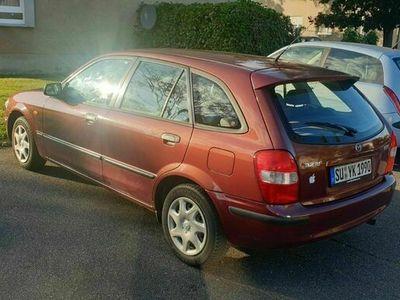 gebraucht Mazda 323F ** TÜV NEU bis SEPT 2023** *Benziner*
