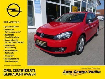 gebraucht VW Golf Variant 1.6 TDI DPF MATCH