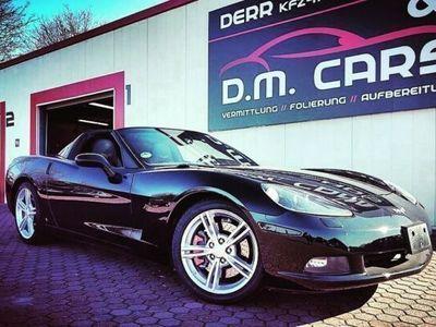 gebraucht Corvette C6 Targa LS3 6.2 Liter V8 * Xenon *Head Up