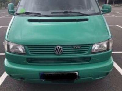 gebraucht VW Caravelle Bus t42,5 Tdi mit 9 sitzer