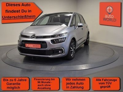 gebraucht Citroën C4 Picasso 1.6 BlueHDi 120 Selection Navi PDC US
