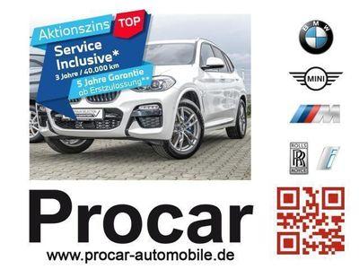 gebraucht BMW X3 xDrive30i M Sport // Standhzg. HuD Alarm