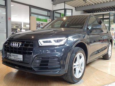 gebraucht Audi Q5 2.0 TFSI S-tronic sport quattro LED NAV CAM GRA