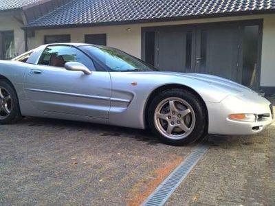gebraucht Corvette C5 Targa dt. Auslieferung
