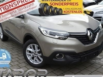 gebraucht Renault Kadjar 1.3 TCe 140 Limited Deluxe Nav SHZ GPF