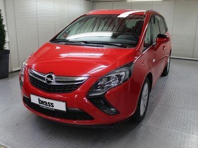 gebraucht Opel Zafira Tourer 1.6 SIDI Turbo ecoFLEX Start/Stop Innovation