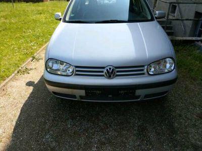 used VW Golf IV 5 Türer