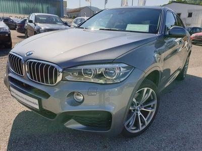 gebraucht BMW X6 xDrive40d M Sportpaket Komfortsitze Glasdach AHK