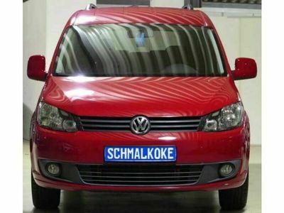 gebraucht VW Caddy Maxi 1.6 TDI 7Si TRENDL Klima AHK