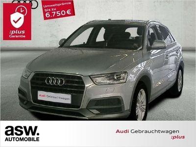 gebraucht Audi Q3 Design 2.0 TDI quattro EU6 Spurh Spurw