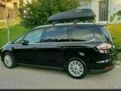 gebraucht Ford Galaxy 2.0 TDCi Bi-Turbo Aut. Titanium/ 7 Sitzer