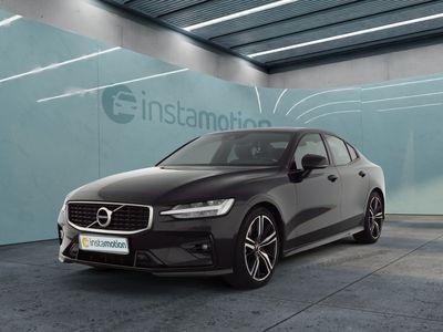 gebraucht Volvo S60 S60R-Design T5 EU6d-TempPanoHarmanKardonDABLM19Kamera