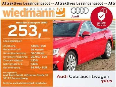 gebraucht Audi A4 Avant design 40 TFSI 140 kW (190 PS) S tronic