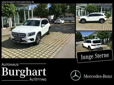 gebraucht Mercedes GLB220 d 4M Progressive/Navi/Autom./Klima LED/MF-Lenkrad